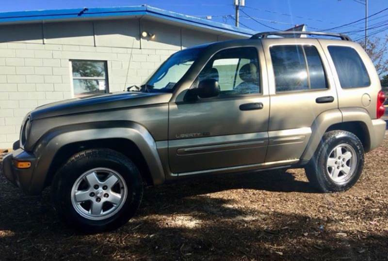 2003 Jeep Liberty For Sale At Atlantic Auto Exchange LLC In Longwood FL