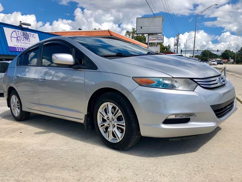 2010 Honda Insight For Sale At Atlantic Auto Exchange LLC In Longwood FL