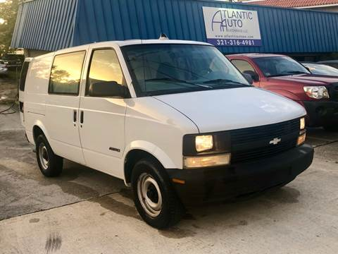 2000 Chevrolet Astro Cargo for sale in Longwood, FL