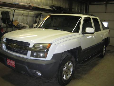 2003 Chevrolet Avalanche for sale in Waterloo, IA