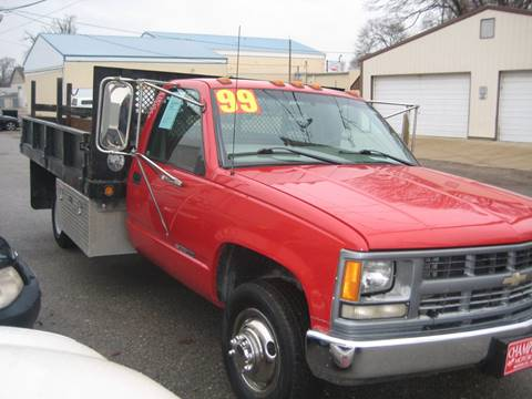 1999 Chevrolet C/K 3500 Series for sale in Waterloo, IA