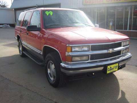 Chevrolet Tahoe For Sale Waterloo IA  Carsforsalecom