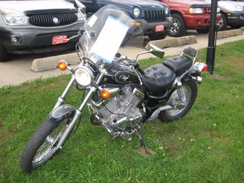 1995 Yamaha Virago 535 for sale in Waterloo, IA