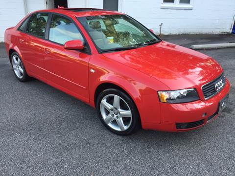 2005 Audi A4 for sale at XCELERATION AUTO SALES in Chester VA