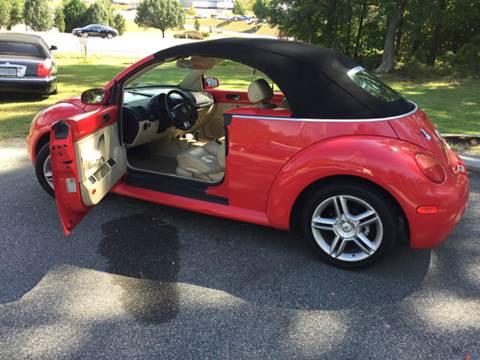 2004 Volkswagen New Beetle for sale in Chester, VA
