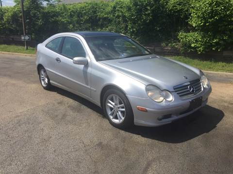 2003 Mercedes-Benz C-Class for sale at XCELERATION AUTO SALES in Chester VA