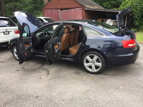2008 Audi A6 for sale at XCELERATION AUTO SALES in Chester VA