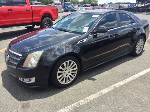 2011 Cadillac CTS for sale at XCELERATION AUTO SALES in Chester VA