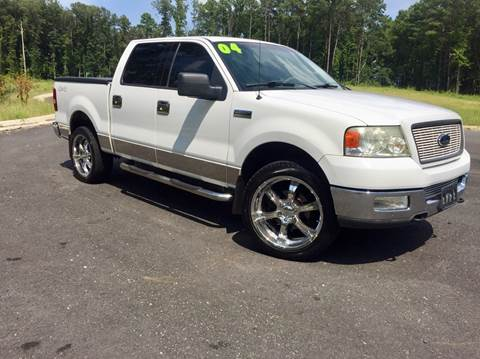 2004 Ford F-150 for sale at XCELERATION AUTO SALES in Chester VA
