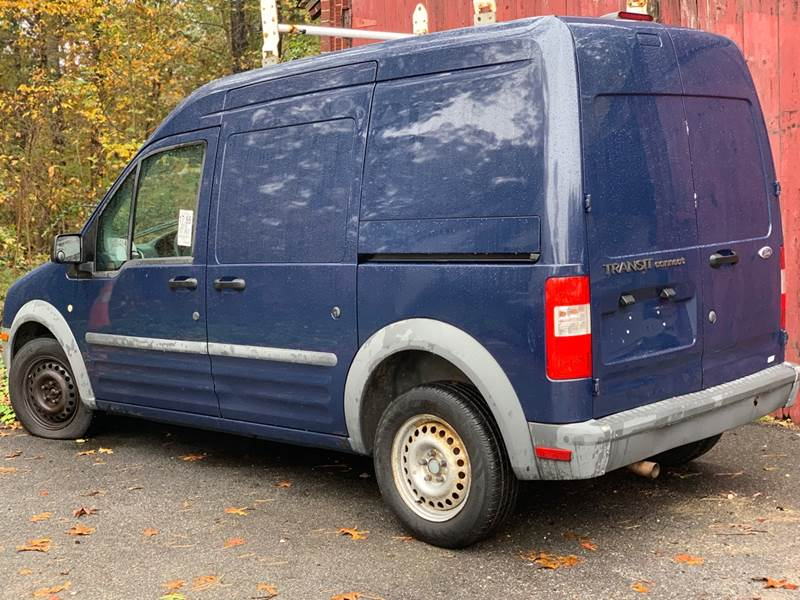 2010 Ford Transit Connect Cargo Van Xl In Chester Va Xceleration
