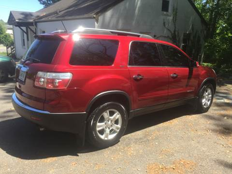 2007 GMC Acadia for sale at XCELERATION AUTO SALES in Chester VA