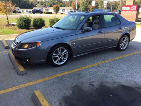 2007 Saab 9-5 for sale at XCELERATION AUTO SALES in Chester VA