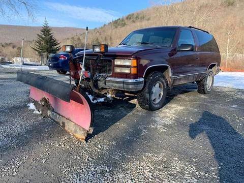 1995 GMC Yukon for sale in Hallstead, PA