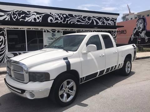 2004 Dodge Ram Pickup 1500 for sale in Ft. Luaderdale, FL