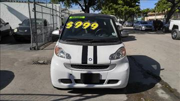 2012 Smart fortwo for sale in Fort Lauderdale, FL