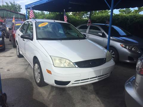 2006 Ford Focus for sale in Fort Lauderdale, FL