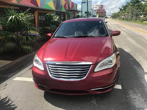 2013 Chrysler 200 for sale in Fort Lauderdale, FL