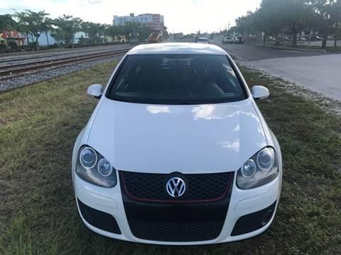 2009 Volkswagen GTI for sale in Fort Lauderdale, FL