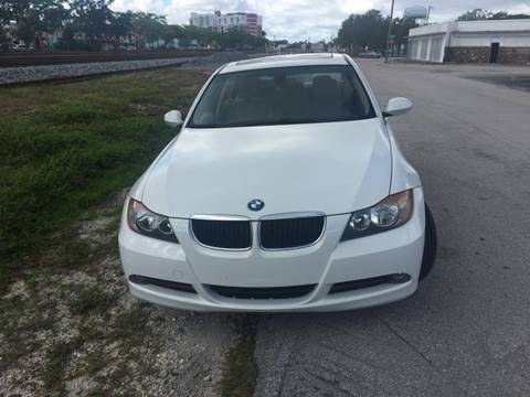 2007 BMW 3 Series for sale in Fort Lauderdale, FL