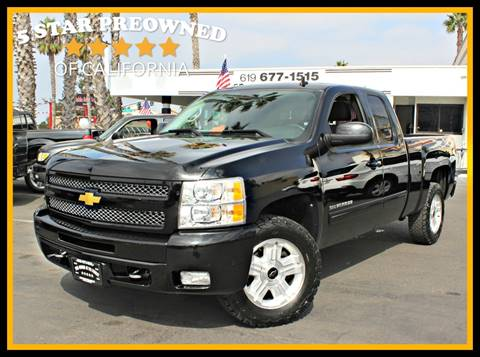 2011 Chevrolet Silverado 1500 for sale in Chula Vista, CA