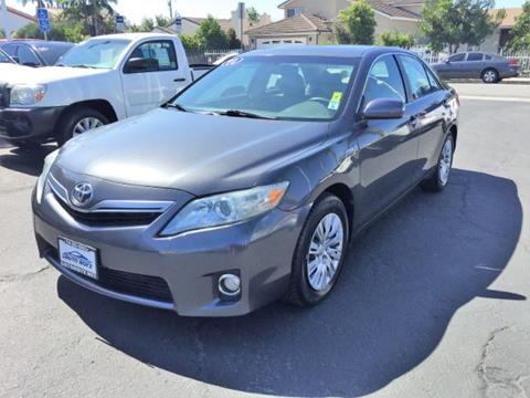 2011 Toyota Camry Hybrid for sale in Garden Grove, CA
