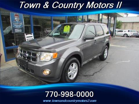 2009 Ford Escape for sale in Roswell, GA