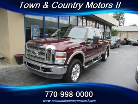 2010 Ford F-250 Super Duty for sale in Roswell, GA