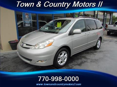 2006 Toyota Sienna for sale in Roswell, GA