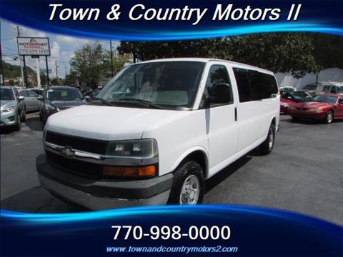 2006 Chevrolet Express Passenger for sale in Roswell, GA