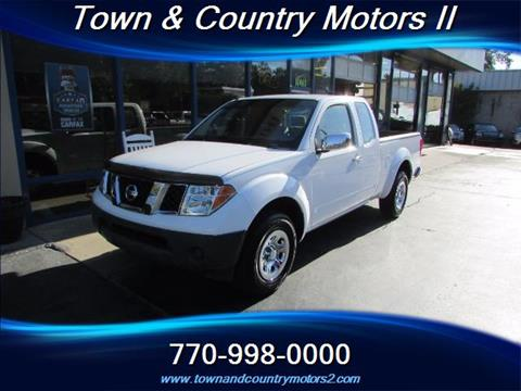 2008 Nissan Frontier for sale in Roswell, GA