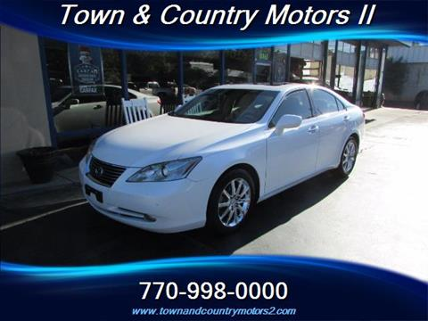 2008 Lexus ES 350 for sale in Roswell, GA