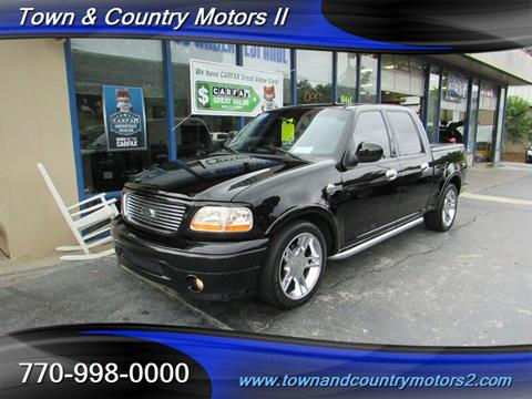 2002 Ford F-150 for sale in Roswell, GA
