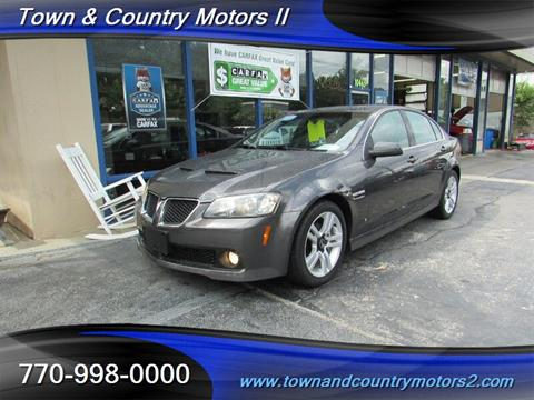 2008 Pontiac G8 for sale in Roswell, GA
