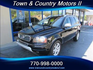 2013 Volvo XC90 for sale in Roswell, GA