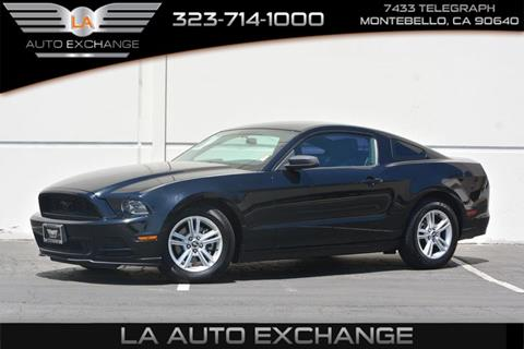 2014 Ford Mustang for sale in Montebello, CA