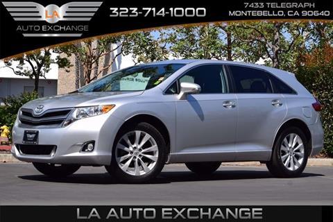 2014 Toyota Venza for sale in Montebello, CA