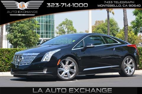 2014 Cadillac ELR for sale in Montebello, CA