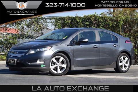 2013 Chevrolet Volt for sale in Montebello, CA