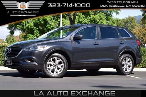 2015 Mazda CX-9 for sale in Montebello, CA