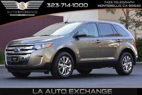 2014 Ford Edge for sale in Montebello, CA