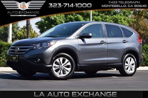2014 Honda CR-V for sale in Montebello, CA