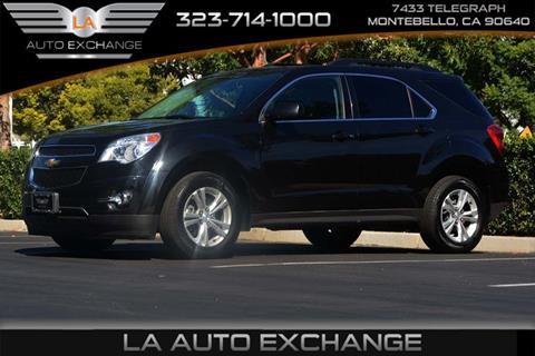 2015 Chevrolet Equinox for sale in Montebello, CA
