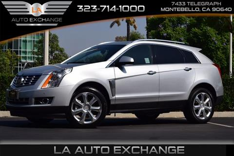 2015 Cadillac SRX for sale in Montebello, CA