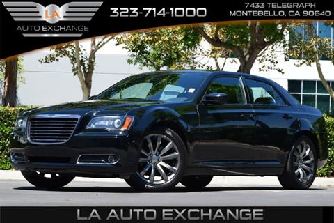2014 Chrysler 300 for sale in Montebello, CA