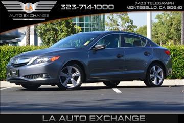 2014 Acura ILX for sale in Montebello, CA
