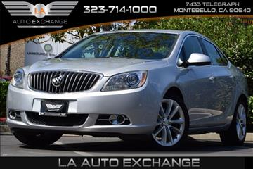 2014 Buick Verano for sale in Montebello, CA