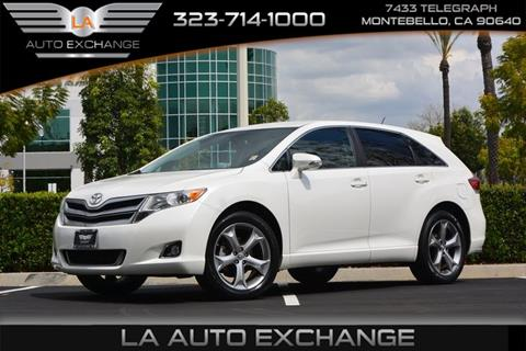 2014 Toyota Venza for sale in Montebello, CA