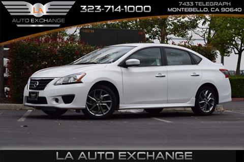 2014 Nissan Sentra for sale in Montebello, CA
