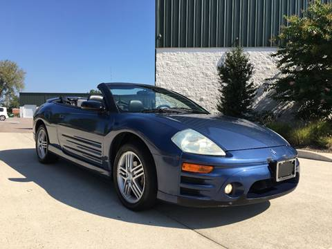 2003 Mitsubishi Eclipse Spyder for sale in Philadelphia, PA