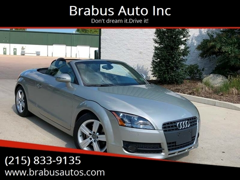 Audi Tt For Sale In Pulaski Tn Carsforsale Com